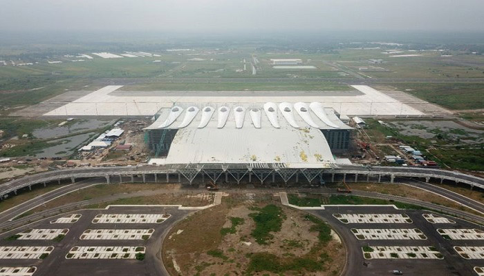 Bandar Udara Internasional Kertajati dibangun Badan Usaha Milik Daerah BUMD Provinsi Jawa-Barat