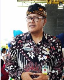 H. Juhana, Kepala Dinas Pendidikan Kab Bandung.