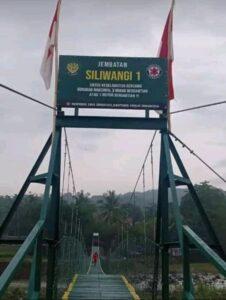 Jembatan Gantung Siliwangi 1