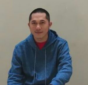 Ketua BPD Desa Panyocokan Anto Iryanto