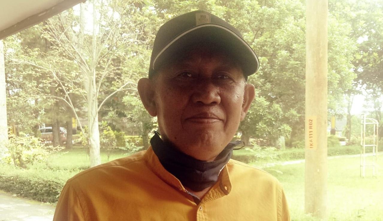 Ketua Apdesi Kab. Bandung H. Nanang Witarsa