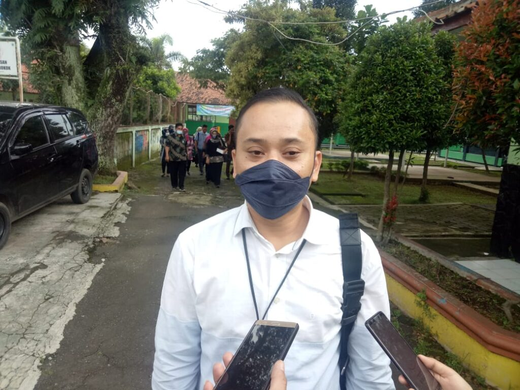 Kasie Intel Kejari Kabupaten Bandung, Andrie Dwi Subianto